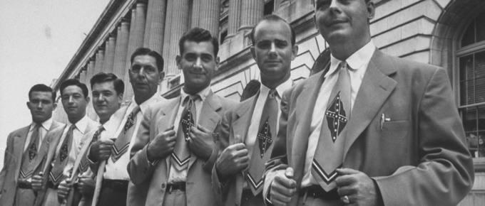 Southern Senators in 1951