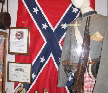 A Civil War Museum of Facts and Not Beliefs