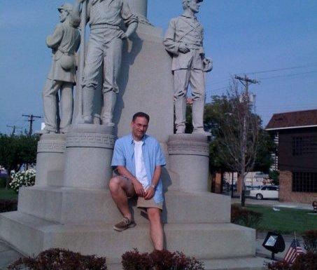 The Civil War in Atlantic City, New Jersey?