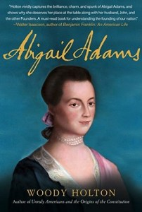 Abigail Adams Cover