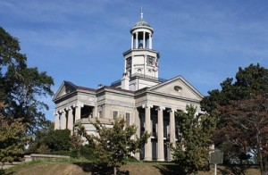 Black Confederates in the Old Courthouse