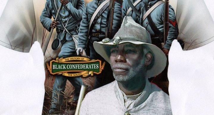 The Latest In Black Confederate Fashion