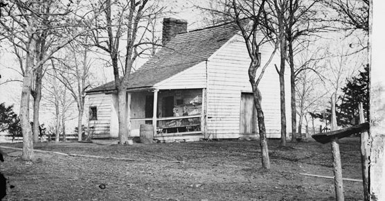 Manassas: The Missing Robinson House