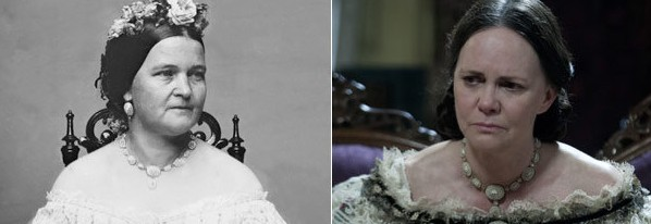 Sally Field Reflects on Mary Todd Lincoln