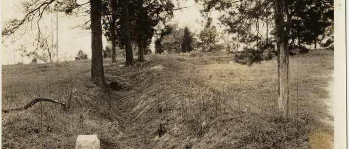 Three Crater Photographs