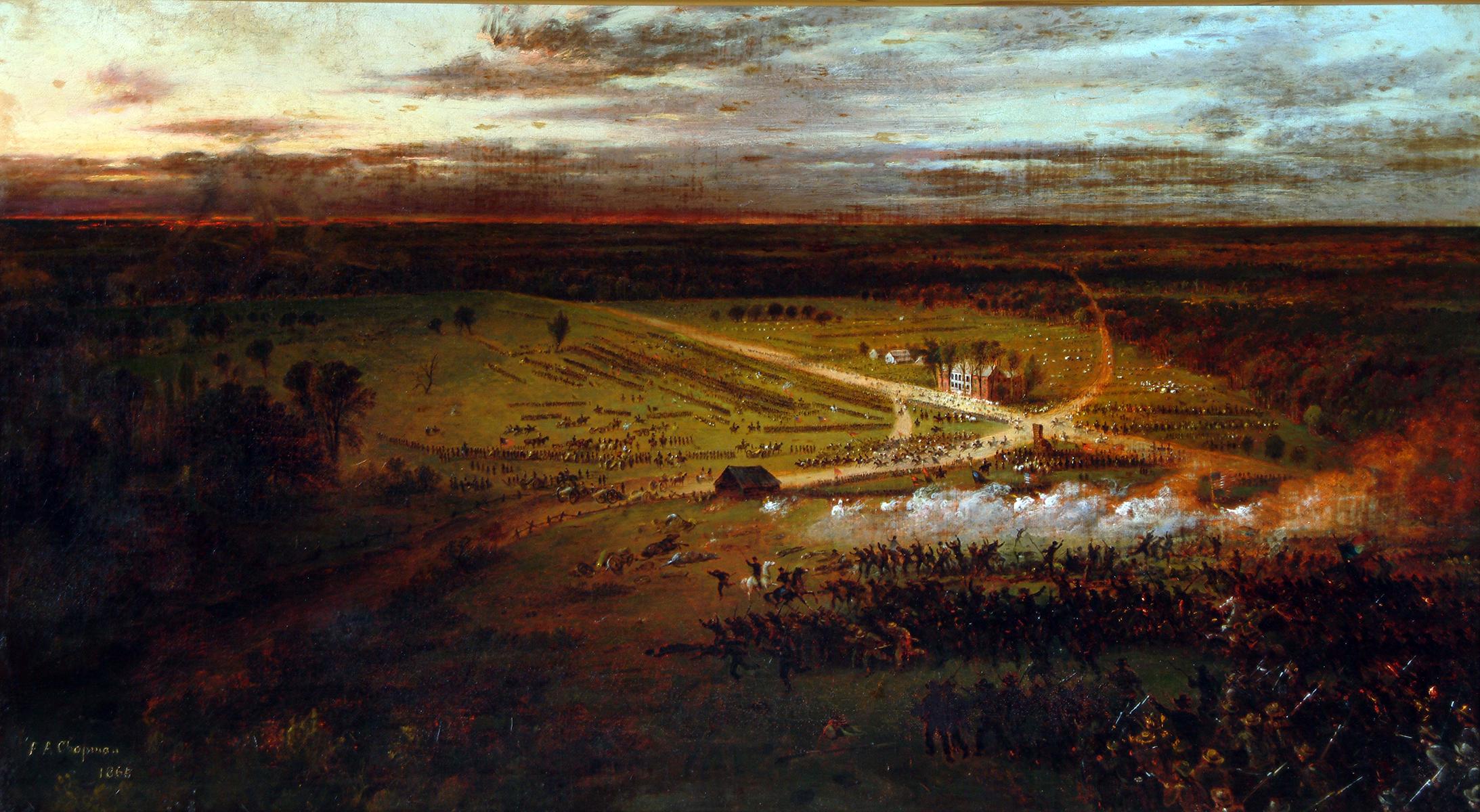 A Civil War Crossroads (May 1, 1863)
