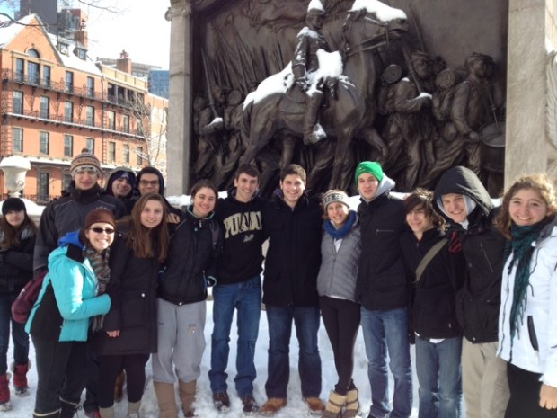 Civil War Memory Class 2014