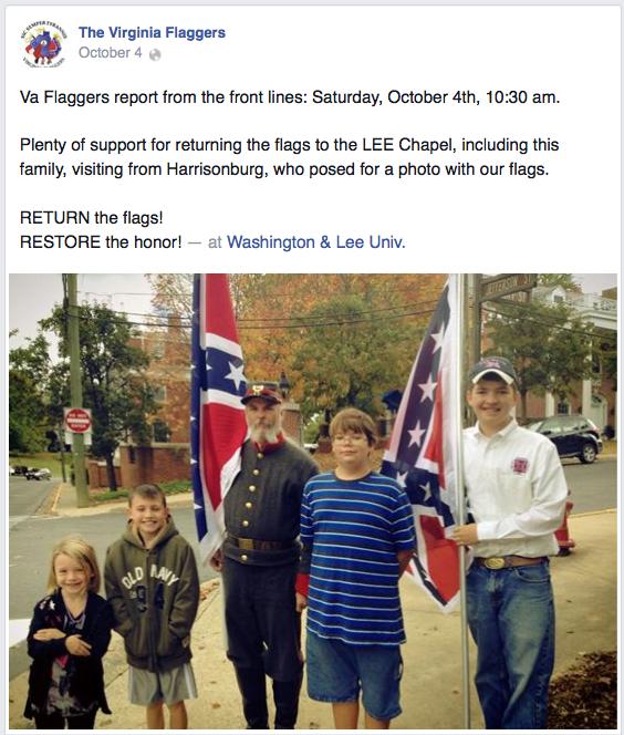 Virginia Flaggers