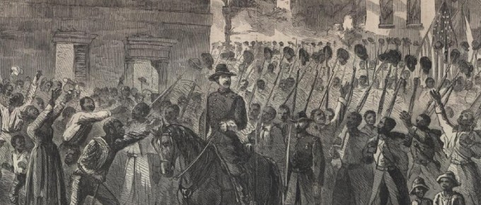 'From the Birthplace of Secession to the Graveyard of Slavery'