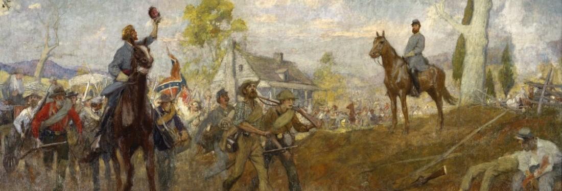 Are Texas Confederates Heroes?