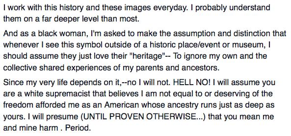 Facebook Status Update: July 2015