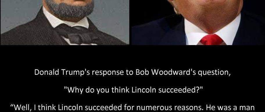 Making Lincoln Great Again