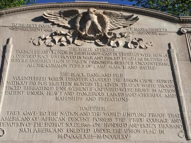 54th Mass Memorial