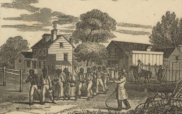 Slave House in Washington, D.C.