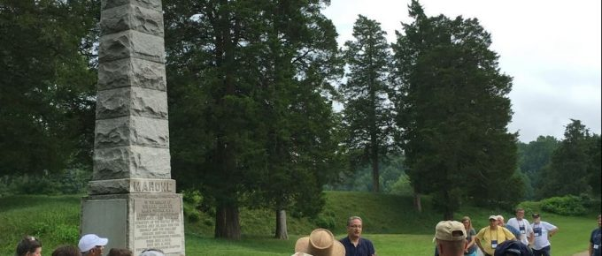 A Weekend in Richmond with the Civil War Trust