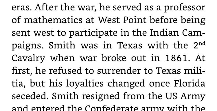 General Edmund Kirby Smith, Black Confederate