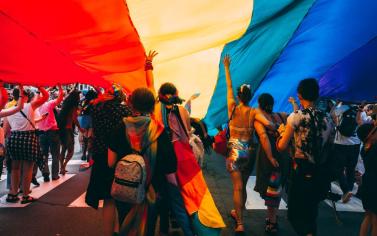 LGBTQ ally event