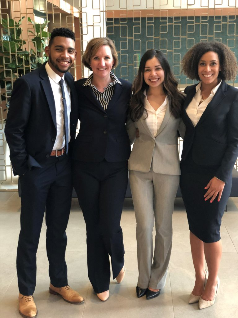 The Courtroom is my Playfield: Moot Court news