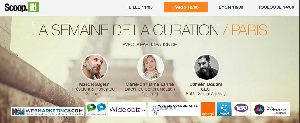 ▷ Debate around curation: Curation week from March 11 to 14 2020