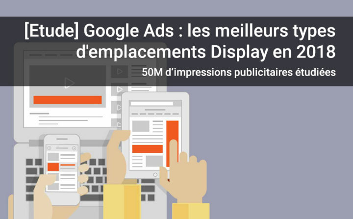 ▷ [Etude] Google Ads: the best types of Display placements in 2018 2020