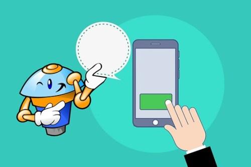 Content promotion: Chatbot