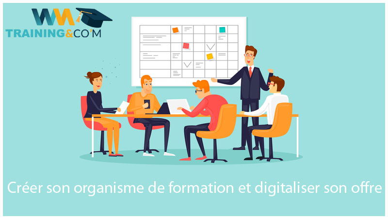 ▷ New training: become a trainer, create your training organization and digitalize your offer 2020