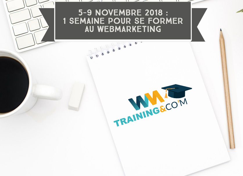 ▷ A week to train in web marketing and expand its business online! November 5-9, 2018 2020