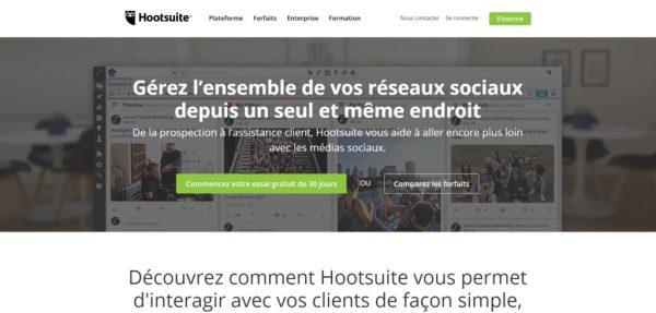 social media hootsuite