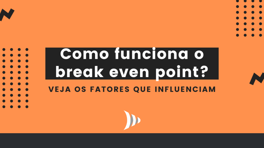 break even point: financial break-even point