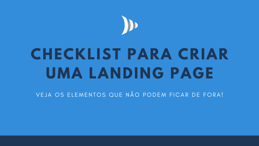 Checklist for creating a landing page (LP)
