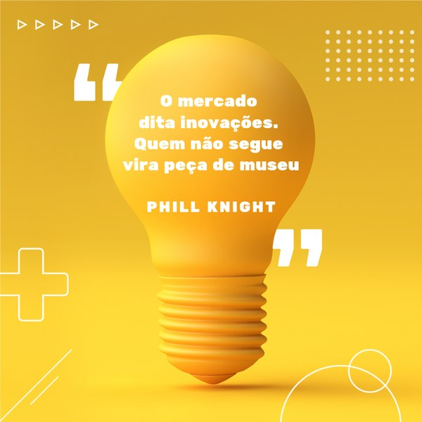 Entrepreneurship phrases: The market dictates innovations. Who doesn't follow turns into a museum piece