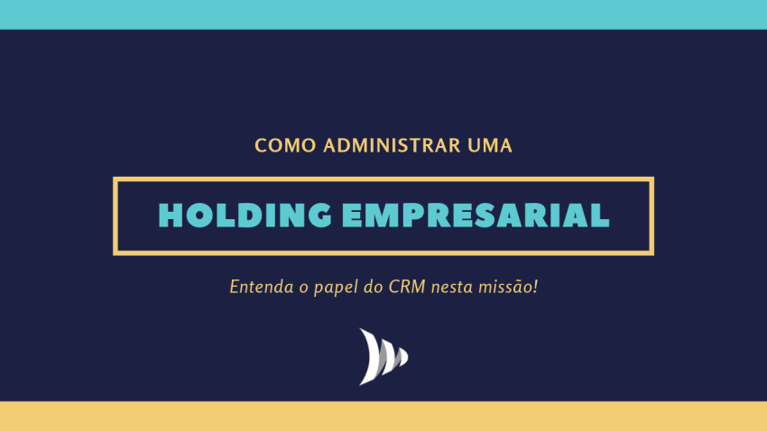 Corporate holding and CRM