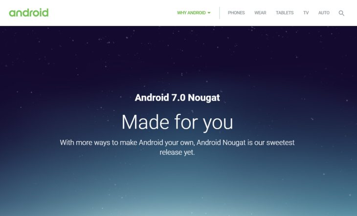 Android 7.0 Nougat is now available – IDEA YOUR BLOG SITE 2020
