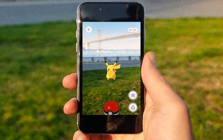 Pokémon Go! business marketing