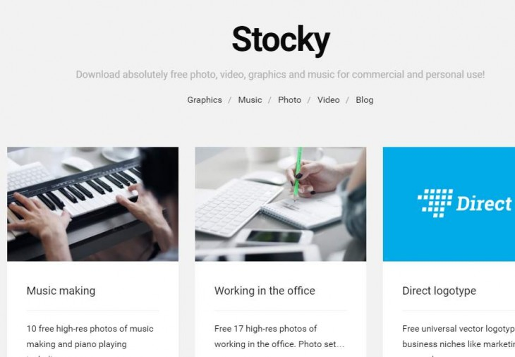 Stocky, free photos classified for personal or commercial use – IDEA YOUR BLOG SITE 2020