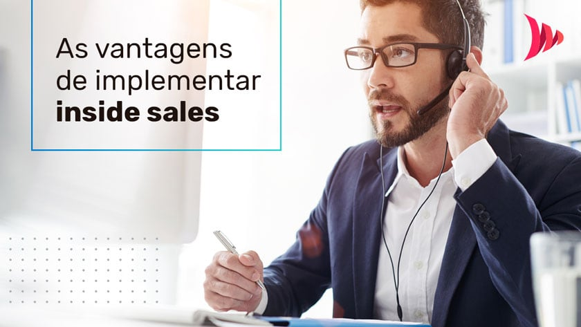 Advantages of implementing inside sales