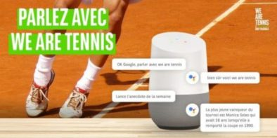 How BNP Paribas adapts its Brand Content to connected speakers.