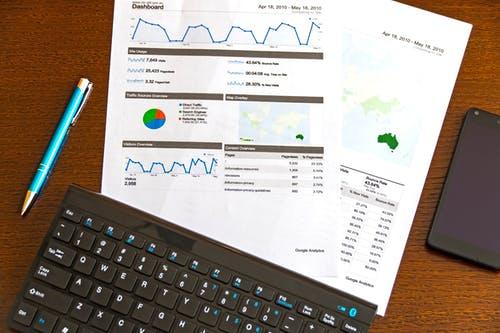sales figures for online training