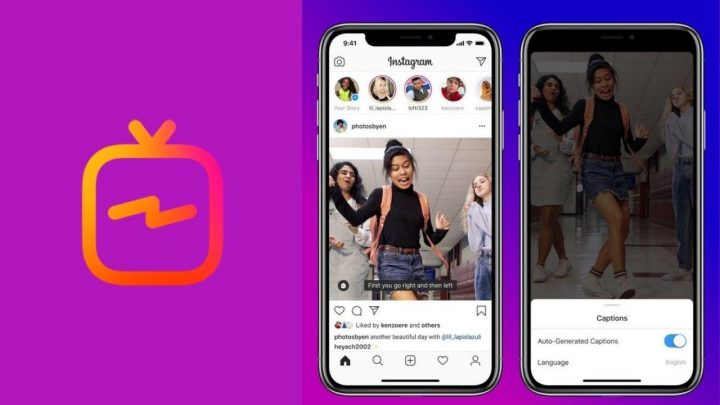 ▷ Instagram add automatic subtitles for IGTV videos 2020