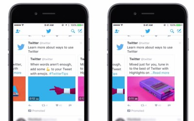 ▷ This is it!  Twitter is launching into the carousels! 2020