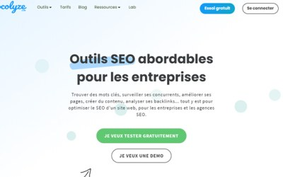 ▷ Cocolyze, the solution that thinks SEO for its users 2021