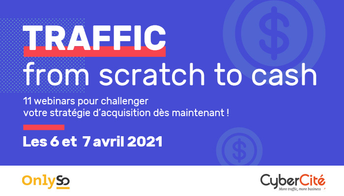 ▷ 2 days to challenge your acquisition strategy 2021