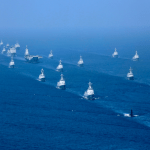 chinese carrier group