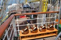El Velero Rumano Mircea es un velero del tipo barca de tres mástile (26)