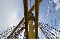 El Velero Rumano Mircea es un velero del tipo barca de tres mástile (54)