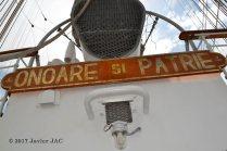 El Velero Rumano Mircea es un velero del tipo barca de tres mástile (57)