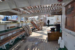 El Velero Rumano Mircea es un velero del tipo barca de tres mástile (67)