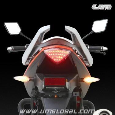 LED segitiga