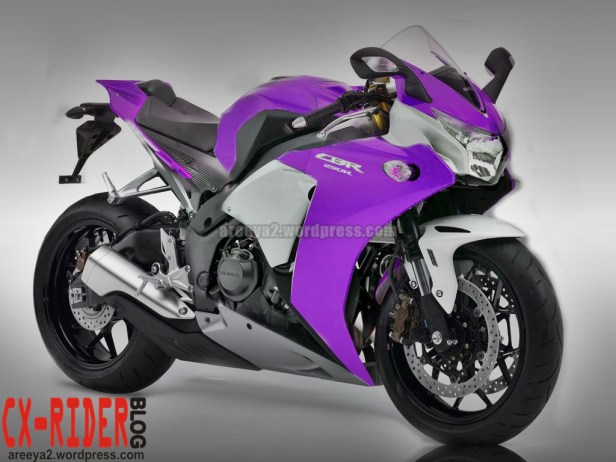 cbr 250 racing look