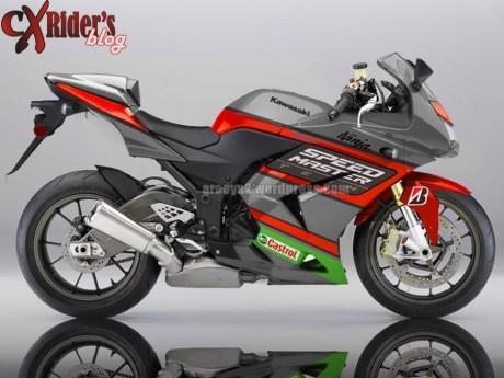 modifikasi ninja 250 2012